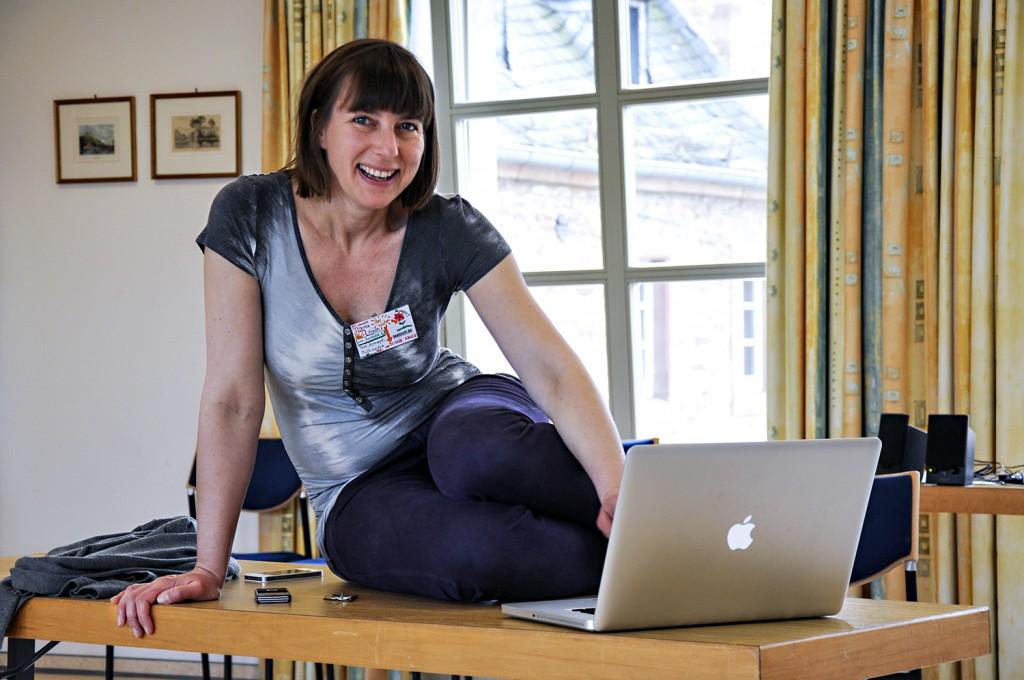 Britta Freith www.bessere-inhalte.de Foto: Eva Brandecker