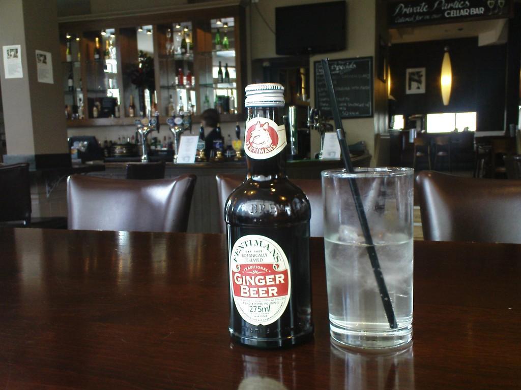 Fenimore's Ginger Beer